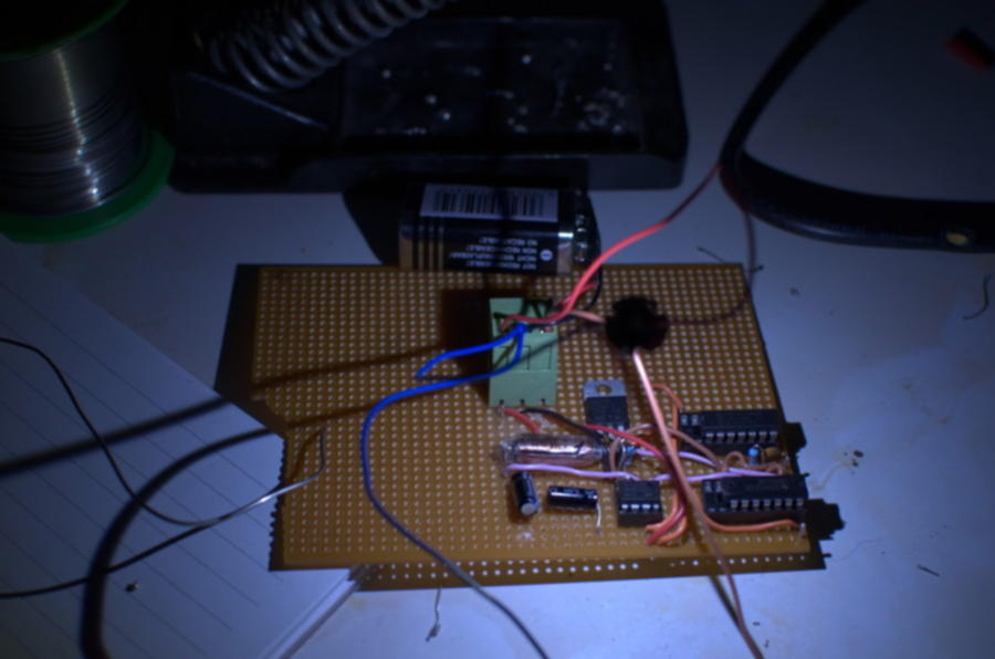 Aura SMPS PCB