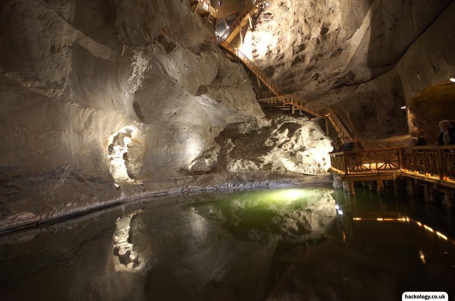 Salt mine, Krakow