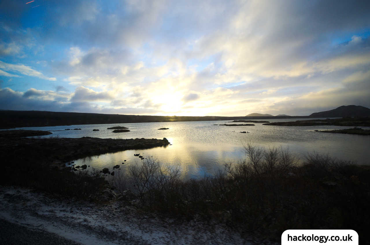 Iceland, watermarked